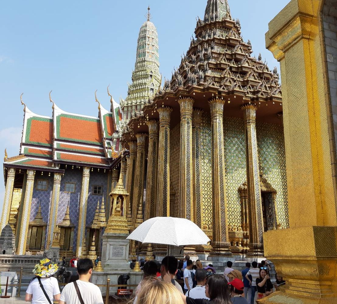 GrandPalace & Emerald Buiddha Temple