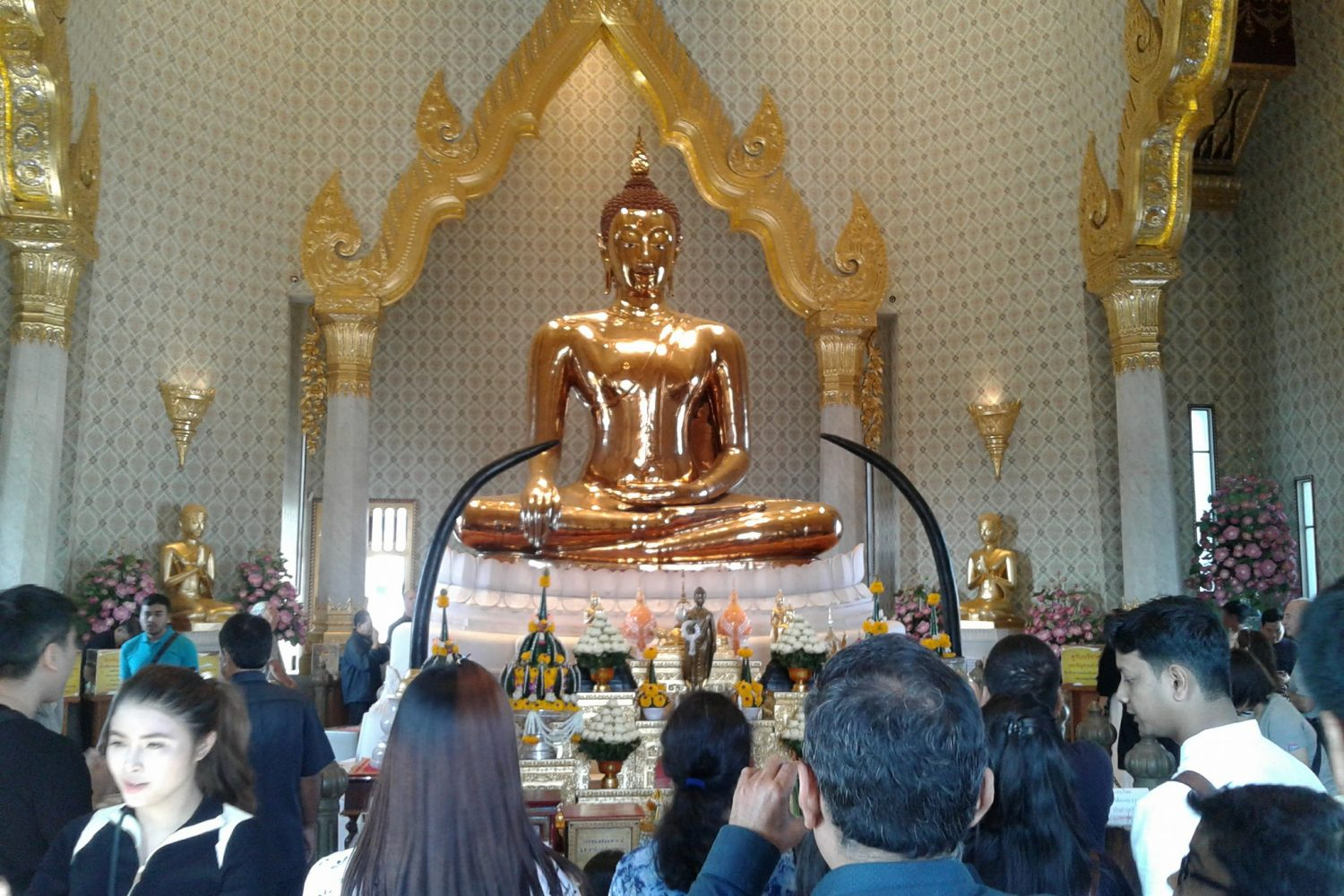 Golden Buddha Temple