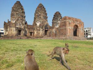 PhraPhrang SamYot Lopburi