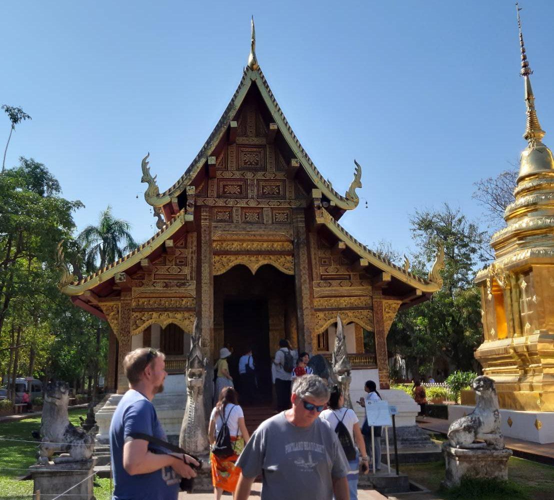 WatPhraSing Chiang Mai