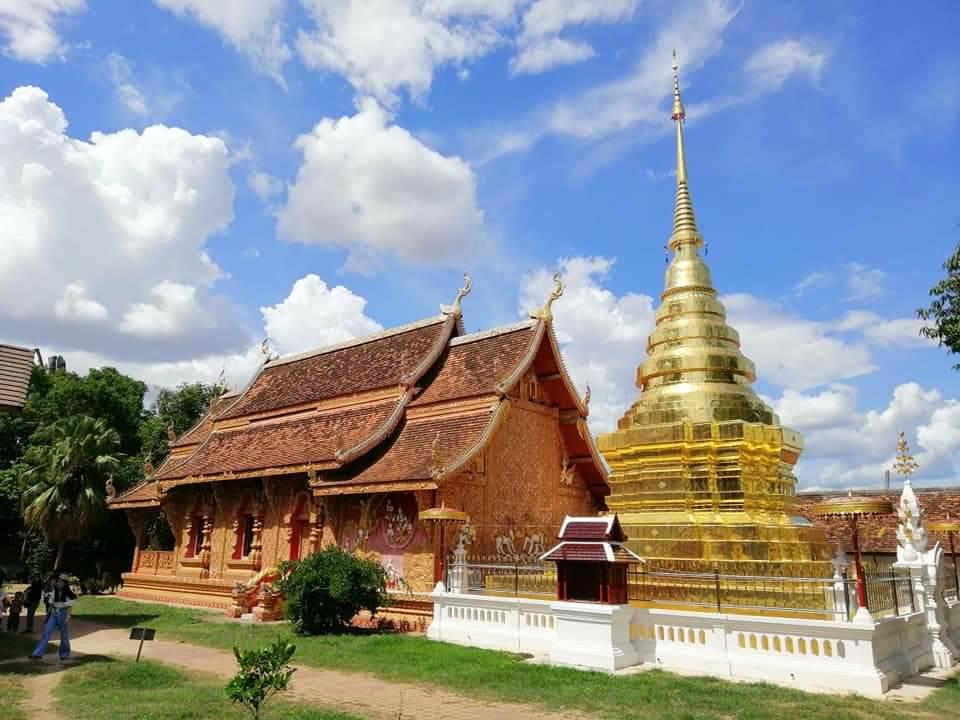 Wat Phra That Lam Pang Luang
