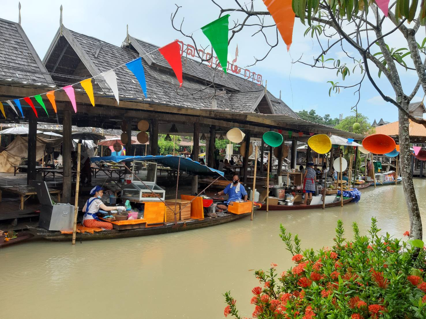 PattayaFloatingMarket