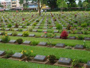 Wae Cemetery Kanchanaburi