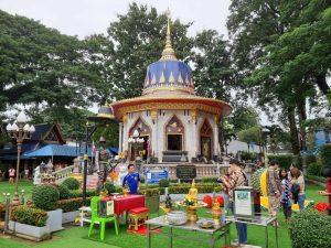 TakSin Shrine > Chantaburi