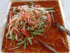 Papaya Salat