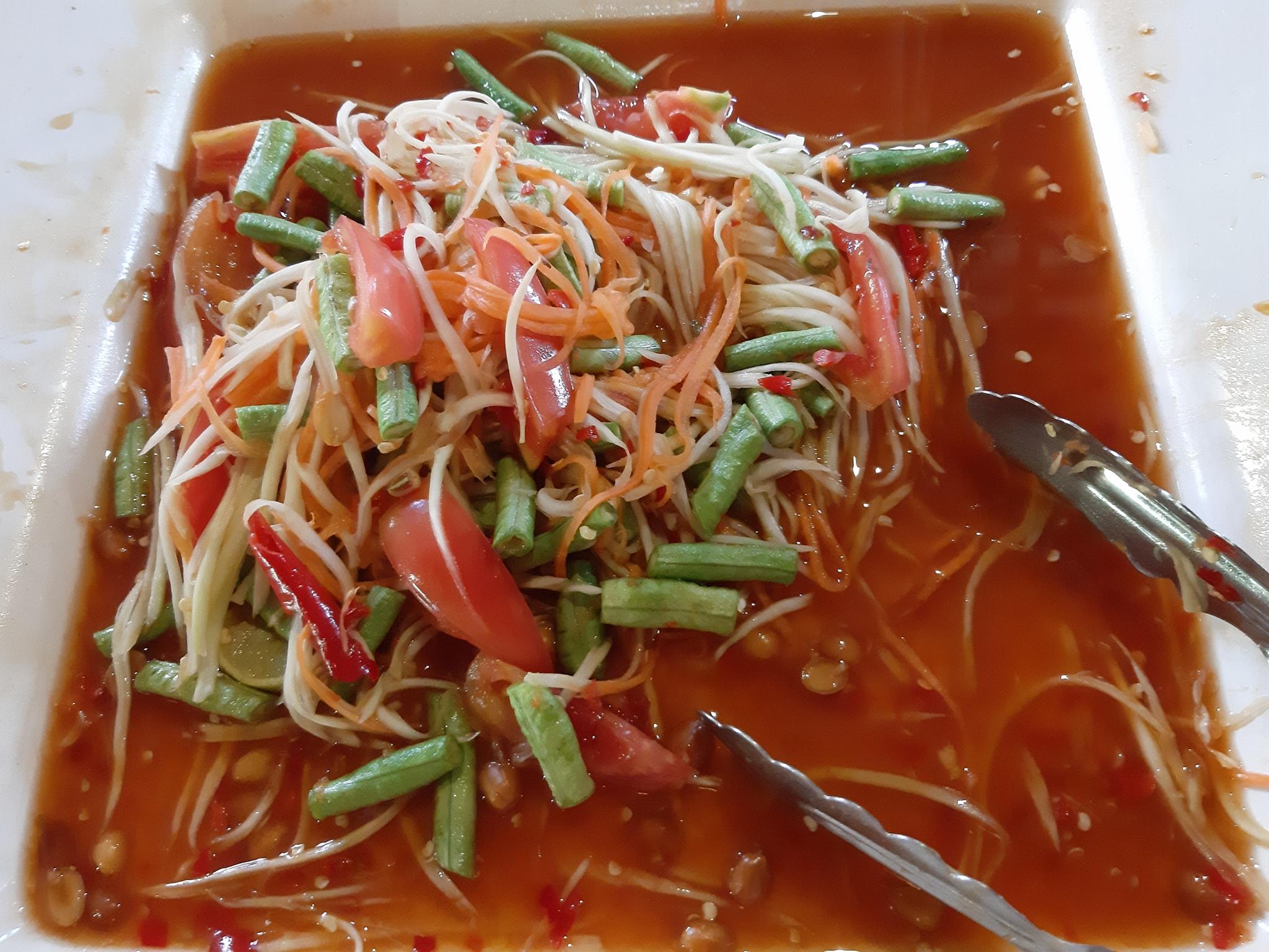 Papaya Salad > Som-Tam